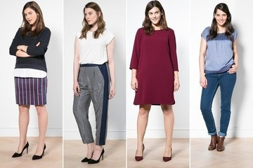 Full-Figure Line Violeta by Mango Lands Stateside