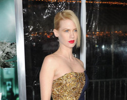 Hot or Not: January Jones in Alexander McQueen