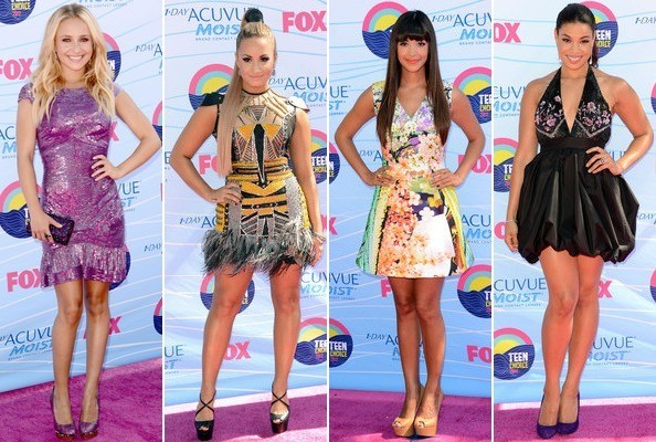 Best & Worst Dressed - Teen Choice Awards 2012