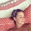 Katy Perry Naps on a Hammock