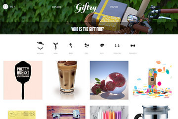 Site Spotlight: Giftry