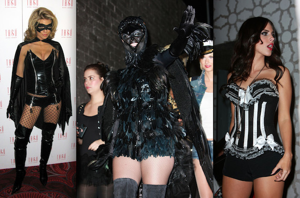 The Best and Worst Celebrity Halloween Costumes of 2009