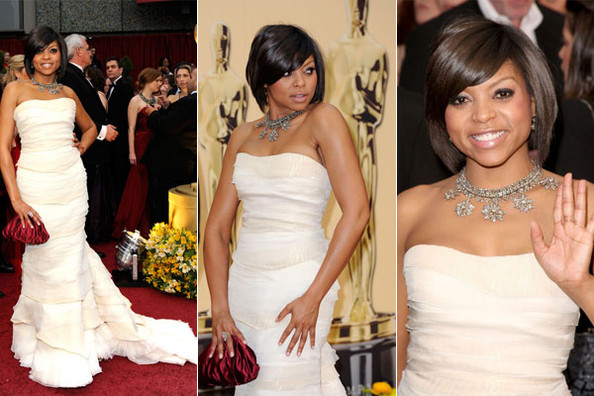 Red Carpet Queen: Taraji P. Henson's Favorite Look