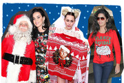 The Best Celebrity Ugly Christmas Sweater Moments