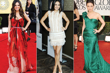 Style File: Mila Kunis' Ten Best Red Carpet Looks Ever