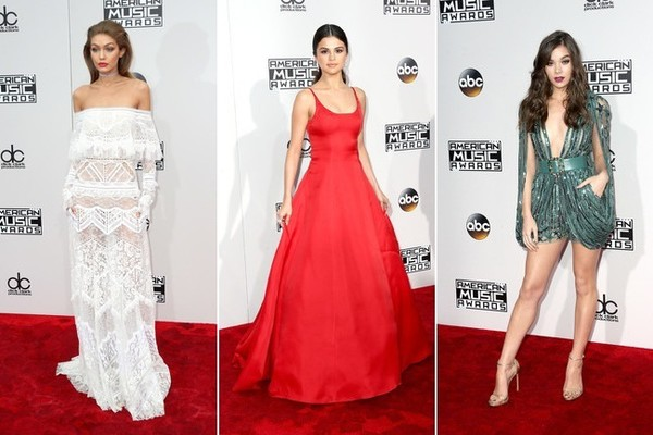 Every Look from the 2016 American Music Awards
