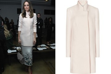 Found: Louise Roe's Coat
