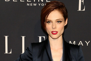 Coco Rocha's Ever-Changing Hair
