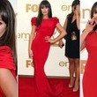 Most Intense Red Carpet Poser: Lea Michele