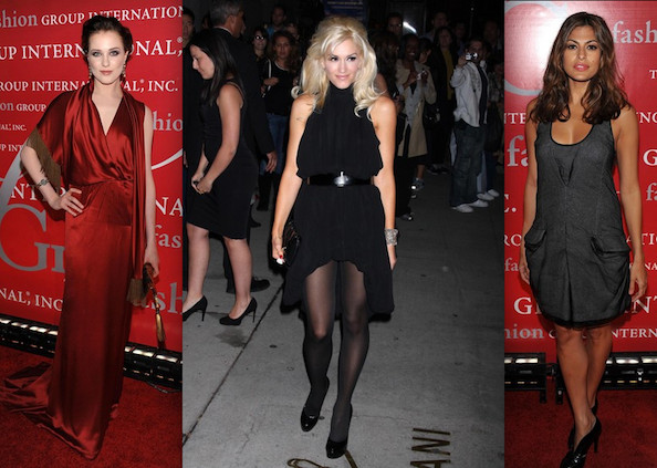 Best and Worst Dressed at FGI's Night of Stars 2009
