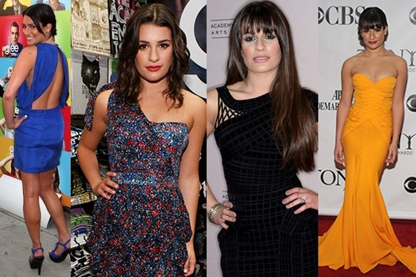 The Style Evolution of Lea Michele