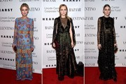 Best Dressed at the Valentino Black Tie Gala
