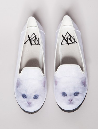 Choupette Shoes Exist Now, and They're Not by Chanel