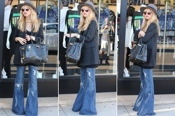 Bell-Bottom Jeans Inspired by Rachel Zoe