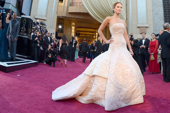 Best Dressed at the 2013 Oscars