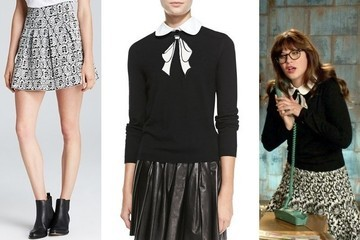 Shop the Outfits Worn by Zooey Deschanel on the Latest Episode of 'New Girl'