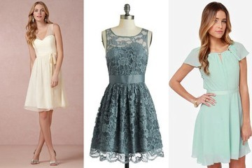 What to Wear: To a Bridal Shower