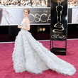 Amy Adams Wore Oscar de la Renta at the 2013 Oscars