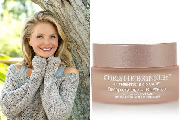 Christie Brinkley Wants You to Up Your SPF Game