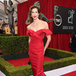 Alysia Reiner in Christian Siriano