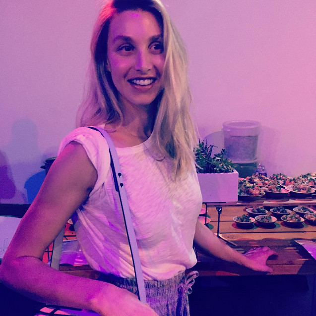 Whitney Port Is Summer Chic
