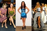 Fashion's Night Out Rocks the Runway
