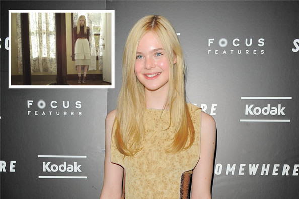 Elle Fanning Is Rodarte's New Muse