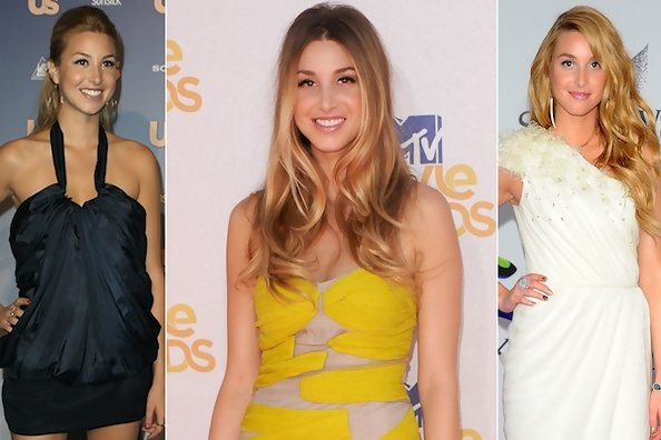 The Style Evolution of Whitney Port