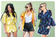 Celebrity-Inspired Summer Outfit Ideas
