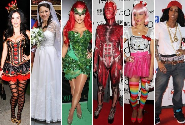 The best and worst celebrity Halloween costumes of 2016 ...