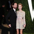 Michael Polish and Kate Bosworth at the Vanity Fair Oscars Party 2013