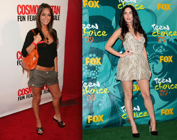 The Style Evolution of Megan Fox