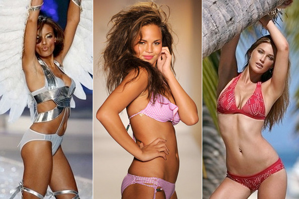 The Hottest 'SI' Bikini Models Ever