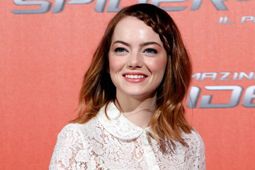 Emma Stone Wore A Hair Look Straight From The Runway