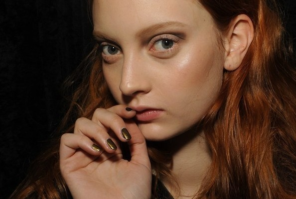 Nicole Miller, Fall 2013 Nails