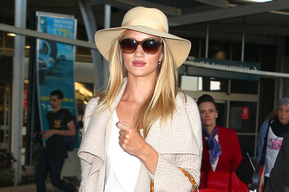 How to Travel Like a Supermodel