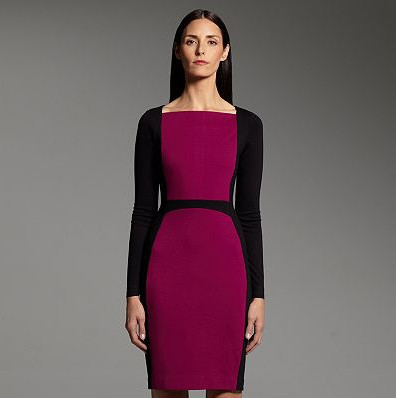 A Designer Collaboration Dress
