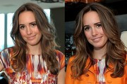 Louise Roe Masters the Art of Soft Curls