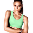 H&M's Fierce Mint Sports Bra