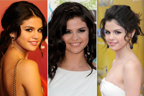 Selena Gomez Prom Hairstyle Ideas