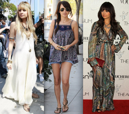 Picture - Dress Like Nicole Richie