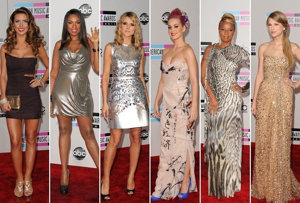 Best and Worst Dressed at the 2011 American Music Awards