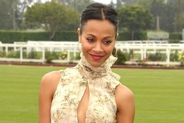 Exclusive Interview: Zoe Saldana, StyleBistro Celebrity Guest Editor