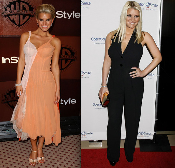 The Style Evolution of Jessica Simpson