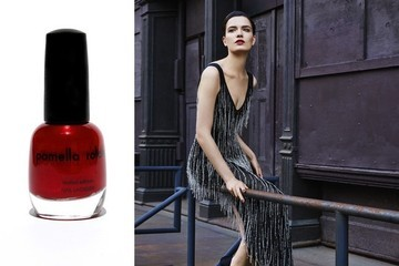 Fashion and Beauty Collide: Pamella Roland Launches a Nail Polish