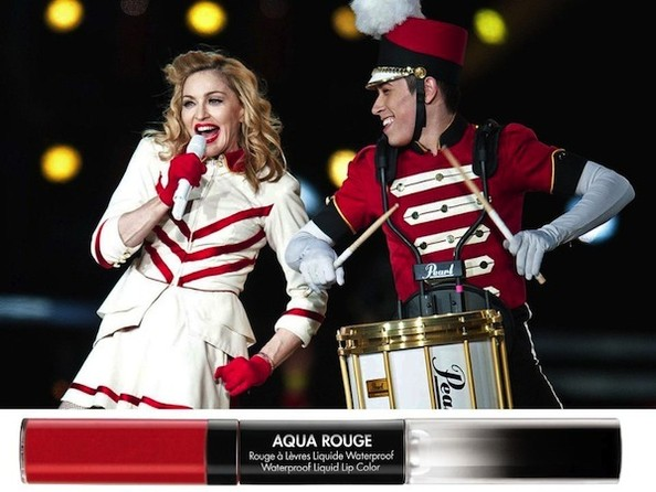 Beauty Obsession of the Day: Madonna's MDNA Tour Signature Red Lip Color