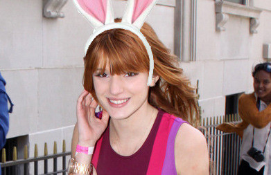 Why it Works: Bella Thorne