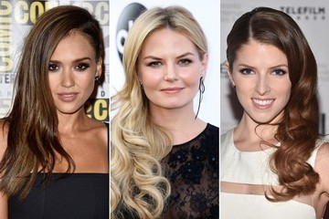 Who Has The Hottest Side-Swept Hairstyle?