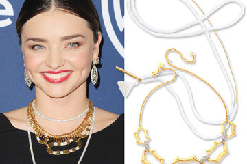 Nine Celebrity-Inspired Ways to Layer Necklaces