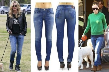 FOUND: The Exact Same Jeans Worn By Heidi And Olivia